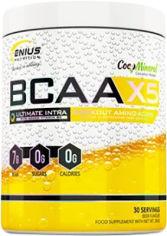 Акция на Аминокислота Genius Nutrition BCAA-X5 360 г Пиво (7358406941063) от Rozetka
