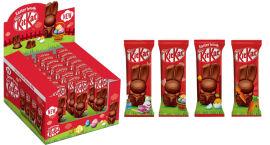 Акция на Упаковка батончиков KitKat Bunny 24 шт x 29 г (8000300395648) от Rozetka