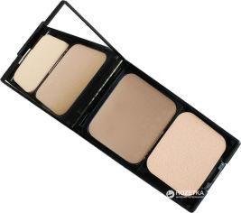 Акция на Пудра компактная Color Me Fashion Beauty 10 г 3f Персиковый (8014533608277) от Rozetka