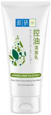 Акция на Крем-пенка для глубокого очищения пор Hada Labo Deep Clean & Pore Refining Face Wash с зелёным чаем 100 г (6917246013357) от Rozetka