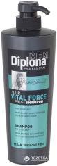 Акция на Шампунь Diplona Professional Энергизирующий для мужчин 600 мл (4003583167173) от Rozetka