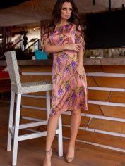 Акция на Платье ELFBERG 453/1 42 Розовое (2000000548753_ELF) от Rozetka