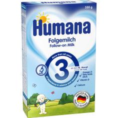 Акция на Сухая молочная смесь Humana 3, 350 г от Auchan