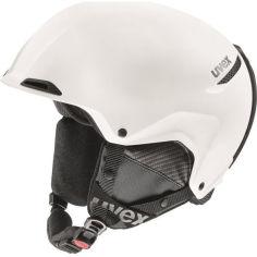 Акция на Горнолыжный шлем UVEX S5662091005 JAKK+ white (55-59) (4043197289120) от Allo UA