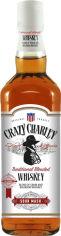 Акция на Виски блендовый Crazy Charley 0.7 л 40% (8006063007248) от Rozetka