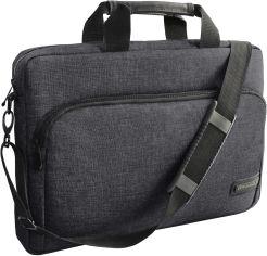 Акция на Сумка для ноутбука Grand-X SB-139D 15.6'' Dark Grey (SB-139D) от Rozetka