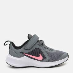 Акция на Кроссовки детские Nike Downshifter 10 (Psv) CJ2067-008 27.5 (10.5C) 16.5 см (194499353423) от Rozetka