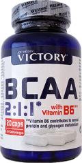 Акция на Аминокислота Weider Victory BCAA 2:1:1 120 капсул (8414192305522) от Rozetka