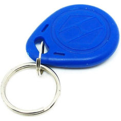 Акция на Брелок RFID ATIS KEYFOB EM Blue от Allo UA