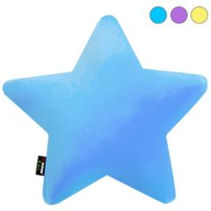 Акция на Декоративная подушка Sonex Star 40х40 см фиолетовый от Podushka