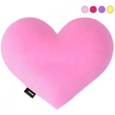Акция на Декоративная подушка Sonex Love 40х40 см розовый от Podushka
