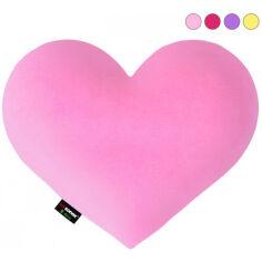 Акция на Декоративная подушка Sonex Love 40х40 см бордовый от Podushka