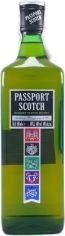Акция на Виски Passport 0.5л, 40% (STA5000299210130) от Stylus