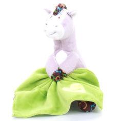 Акция на Мягкая игрушка Devilon Конек с одеялом D1228319 от Auchan