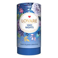 Акция на Черный и зеленый чай Lovare 1001 Ночь, 80 г от Auchan