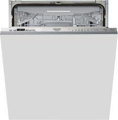 Акция на Встраиваемая посудомоечная машина HOTPOINT ARISTON HI 5020 WEF от Rozetka
