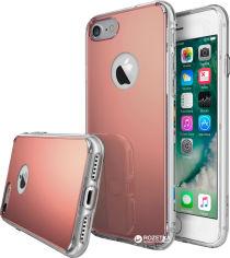 Акция на Панель Ringke Fusion Mirror для Apple iPhone 7/8 Rose Gold (153332) от Rozetka