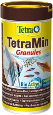 Акция на Корм Tetra Min Granules для аквариумных рыб в гранулах 250 мл (4004218139749) от Rozetka