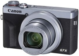 Акция на CANON PowerShot G7 X Mark III Silver (3638C013) от Repka