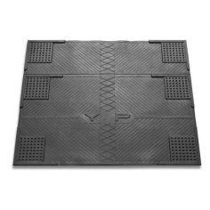 Акция на Коврик противовибрационный резиновый под стиральную машину YPR К-15 55x62см от Allo UA
