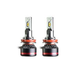 Акция на LED лампы MLux RED Line H11 45 Вт 5000К (2 шт) от Allo UA