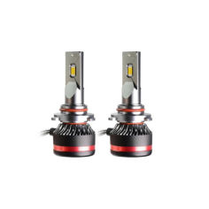 Акция на LED лампы MLux RED Line 9005/HB3 45 Вт 6000К (2 шт) от Allo UA