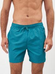 Акция на Шорты для плавания Calvin Klein Underwear KM0KM00554-M0B M Seans Teal (8719853676370) от Rozetka