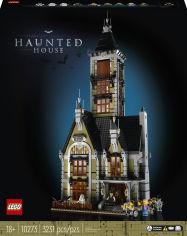 Акция на Конструктор LEGO Creator Expert Дом с привидениями 3231 деталь (10273) (5702016668001) от Rozetka