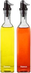 Акция на Набор бутылок Fissman для масла и уксуса 2 х 500 мл (6513) от Rozetka