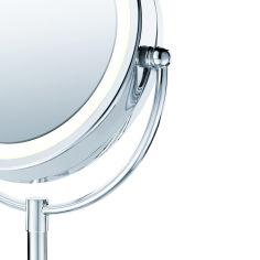 Акция на Косметическое зеркало с подсветкой Beurer BS 69 от Auchan