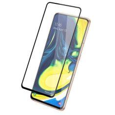 Акция на Защитное стекло для Samsung Galaxy A80/A90 SM-A800F/SM-A900F Black от Allo UA