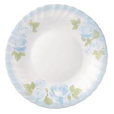 "Акция на Набор 18 предметов тарелок ""голубые розы"" PRIMA 403886S12021286 BORMIOLI ROCCO от Allo UA"