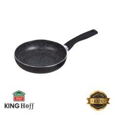 Акция на Сковорода алюминиевая с мраморным покрытием KingHoff KH-3979 20х4,8 см от Allo UA