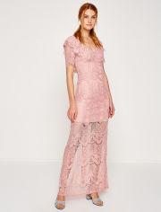 Акция на Платье Koton 7YAK84233FK S Pink (8681539710435) от Rozetka