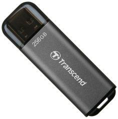 Акция на Transcend JetFlash 920 256GB USB 3.2 Type-A Black (TS256GJF920) от Rozetka