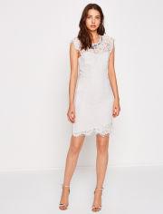Акция на Платье Koton 7YAK84053FK S Grey (8681507975187) от Rozetka