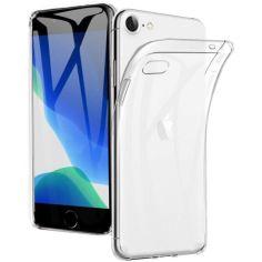 Акция на TPU чехол Epic Transparent 1,0mm для Apple iPhone SE (2020) / 7 / 8 Бесцветный (прозрачный) от Allo UA