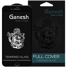 "Акция на Защитное стекло Ganesh 3D для Apple iPhone 7 plus / 8 plus (5.5"") Черный от Allo UA"