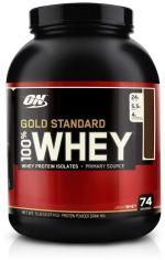 Акция на Optimum Nutrition 100% Whey Gold Standard 2270 g /72 servings/ Chocolate от Y.UA