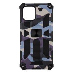 Акция на Чехол для Apple Iphone 12 Pro Max, Пластик и металл, Классический, Белый от Allo UA