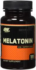 Акция на Optimum Nutrition Melatonin, 100 Tablets от Stylus