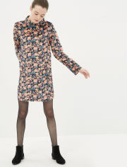 Акция на Платье Koton 7KAL81493JK XS Black Design (8681539536080) от Rozetka