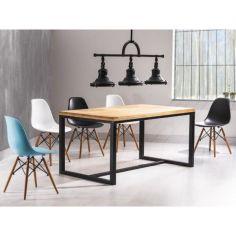 Акция на Обеденный стол в стиле LOFT (NS-1260) от Allo UA
