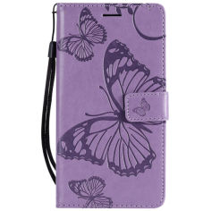 Акция на Чехол Butterfly для смартфона Nokia 2.1 Фиолетовый от Allo UA