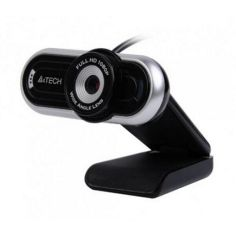 Акция на Веб камера A4Tech PK-920H-1 HD Black/Silver от Allo UA