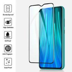 Акция на Защитное стекло Optima 5D for Xiaomi Redmi Note 8 Black от Allo UA
