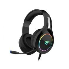 Акция на Игровые наушники HAVIT HV-H2232d с микрофоном Black от Allo UA