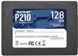 """Акция на SSD накопитель Patriot 128GB 2.5"""" SATA TLC P210 (P210S128G25) от MOYO"""