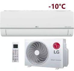 Акция на Кондиционер LG Standard Plus PC07SQR, 18 м2, инвертор, A++/A+, R32, белый от MOYO