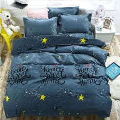 Акция на Комплект постельного белья MirSon Бязь Premium 17-0460 Dorell Двуспальный (2200003219586) от Rozetka